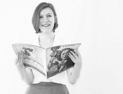 Ouvre-Boîte Lyon / L'entrepreneur du mois : Anaïs Traclet et L'Art'Moire