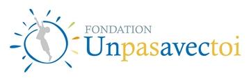 Logo Fondation Un pas avec toi