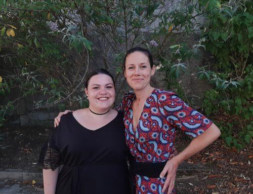 Lydie Marchais-Renoux nous parle de son expérience de mentor avec Laura (promo3)